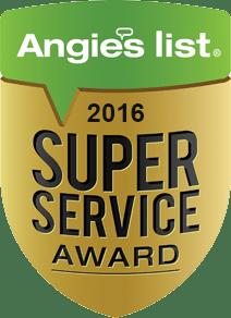 American irrigation Angie's List Super Service Award