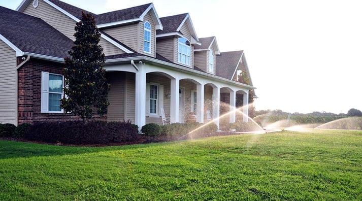 Sprinkler Systems Installation Lawn Sprinklers Tampa