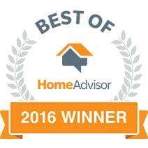 HomeAdvisor Award