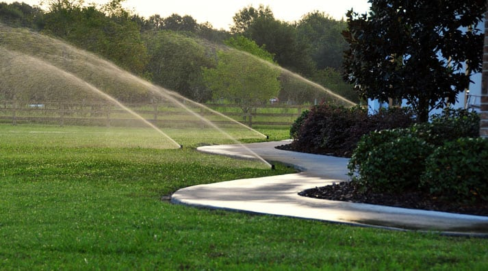 Tampa Area Sprinklers
